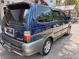 Toyota kijang Krista 2.0 Bensin Tahun 2001 Manual