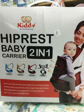 kiddy hiprest gendongan 2 in 1