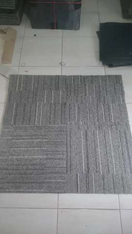 Motif baru karpet tile stok berlimpahhh!