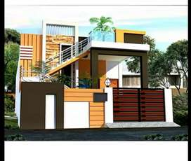 Near APPOLO hospital 2bhk independent houses