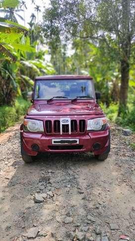 Mahindra Bolero SLX BS IV, 2007, Diesel
