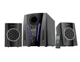 Zebronics 2.1 multimedia speaker