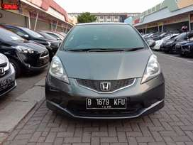 Honda Jazz RS At Matic 2010 Km 9rb Asli