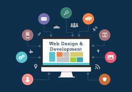 Website Development and Designing