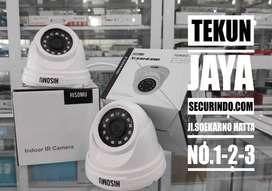 CCTV Indoor Hisomu 1080P Jet Black Series