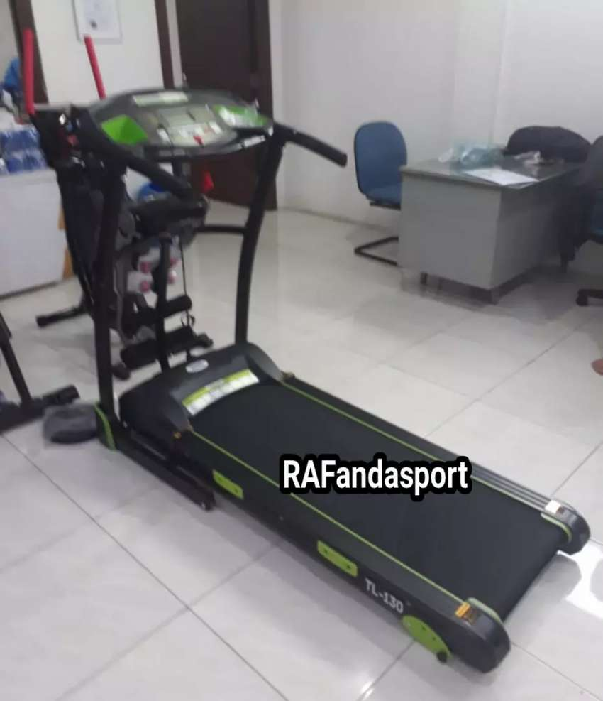 Treadmill.Elektrik 3in1 TL-630 Mesin 2Hp 0