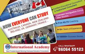 Anyone Can Study Abroad