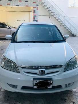 Honda Civic 2005 in Good Condition for Sale
