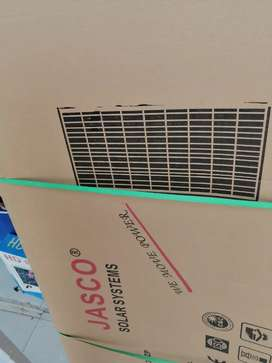 JASCO Solar panel 165 watts 5 year warrenty free Dilvery best quality