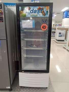 Cicil Kulkas Freezer Tanpa DP Cukup bayar admin proses 3Menit