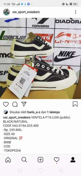 Ventela sepatu ORI 100% murah