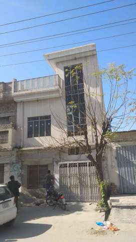 5 Marla Residential House in Commercial area for sale