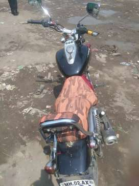 BIKE IS RUNNING CONDITION NO ANY PROBLEM