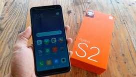Xiaomi S2 3GB 32GB (Unit,Charge 2A,Dusbuk)