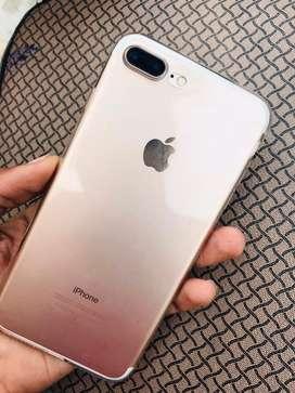 Iphone 7 plus 32gb not even a single screch