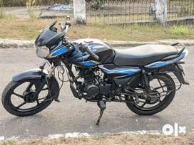 Bajaj Discover 100 cc (2009 year)