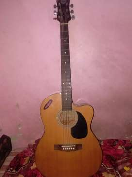 guitar new condition