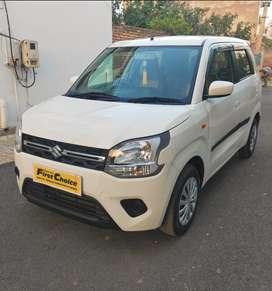 Maruti Suzuki Wagon R VXI 1.2, 2019, Petrol