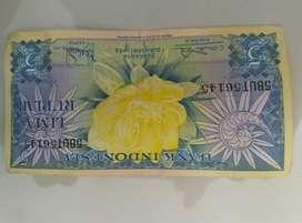 Jual Uang kuno Indonesia langka
