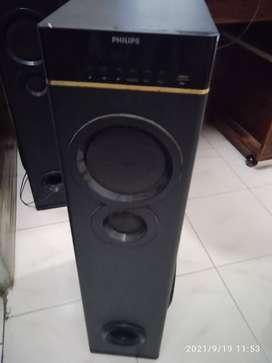 Phillips Twin Speakers