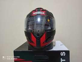 Zeus zs806 double visor