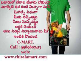 Chirala Mart for Home Delivery