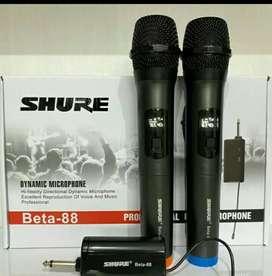 Mic wireless SHURE BETA-88