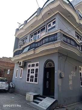 2 side corner house urgent sale