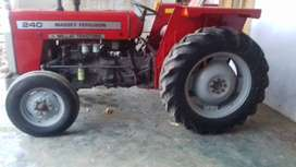 I want to sale my tractor