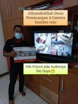AGEN CCTV BALIKPAPAN, KUALITAS FULL HD, FULL INFRARED, HARGA MURMER