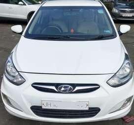 Hyundai Fluidic Verna 1.6 VTVT SX, 2013, Diesel