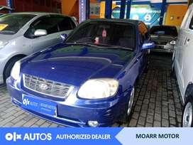 [OLXAutos] Hyundai Accent Verna G 1.5 MT 2005 Biru #Moarr Motor