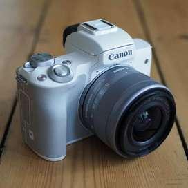 Kredit Kamera CANON EOS M50 Proses Cepat dan Mudah Tanpa Ribet