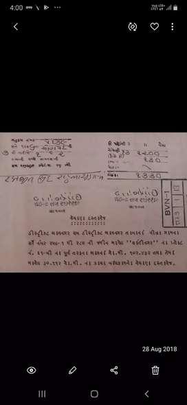 Santi nagar ,opp Gaytri Mandir, Chitra -Bhavnagar