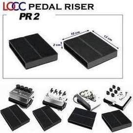 LOCC Pedal Riser PR-2 13x10x2cm Besi solid
