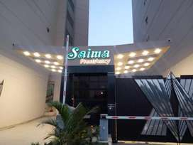 Saima Presidency Brand New Appartment For Sale
