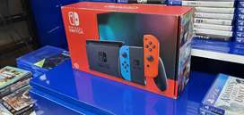 Nintendo switch console 2 months old