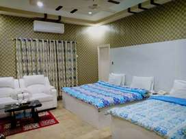 Family Guest house environment in DHA defence Karachi