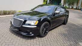 Chrysler 300 C Black 2013