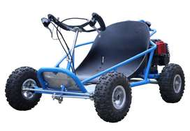 Motor Rambo Go kart buggy 75cc racing 4 tak ATV 7
