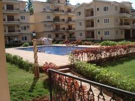 1BHK  Furnished Apartment Pool Facing