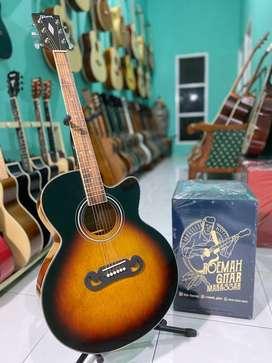Gitar akustik berbagai merk keren