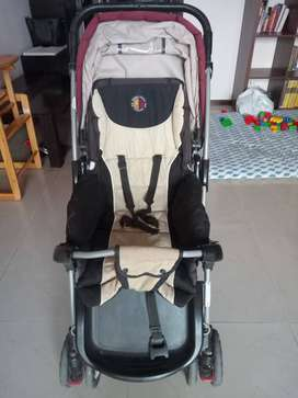 Preloved Mamalove Baby Stroller