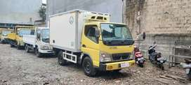 Mitsubishi Colt Diesel Box Pendingin Beku Th 2015