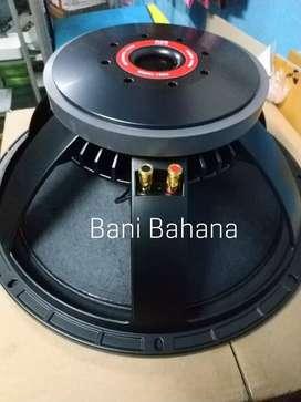 Speaker 18 inch merk BOB Audio