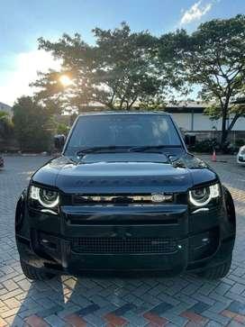 Lans Rover Defender 110 X-Dynamic Black On Black 2021 2.0 Turbocharger