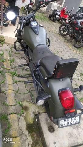 Um commando 300 cruise bike