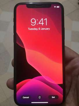 Apple Iphone 11 pro space grey 256 Gb