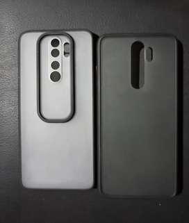 Redmi Note 8 pro mobile cover (2 pcs)