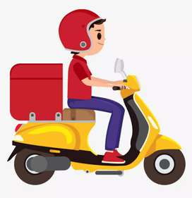 Rapido Food Delivery boy For Ghaziabad